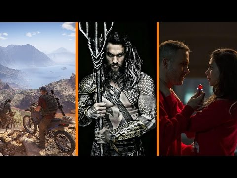 Ghost Recon BROKEN? + Khal Drogo Joins Just Cause Movie + Americans Don't Bang Enough - The Know