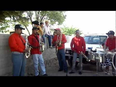 Tamborazo Santa Rosa Fresnillo, Zacatecas