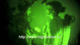 How to make night vision goggles