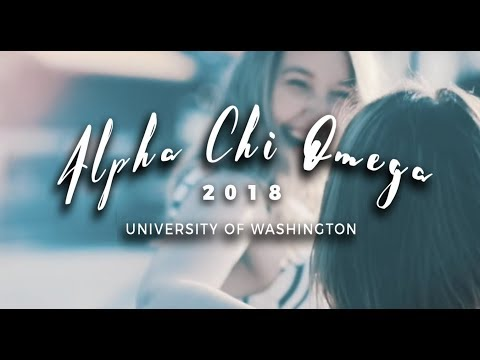 Love is Alive | UW Alpha Chi Omega - Recruitment 2018