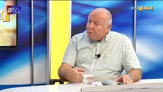 PROF  DR SEDAT AYBAR   İSTANBUL AYDIN ÜNİVERSİTESİ   ATV EKOPAZAR 13 AĞUSTOS 2017