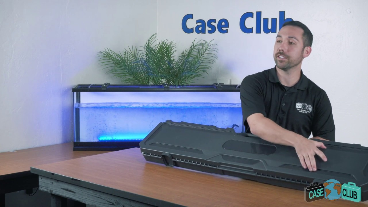 Case Club Sporting & Hunting Shotgun Carry Case - Overview - Video
