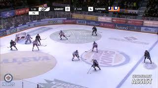 Kristian Vesalainen 1A vs Tappara | Apr 24 2018