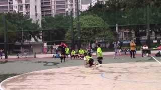 2013-2014 足總 - 五人足球賽 筲箕灣崇真學校 V