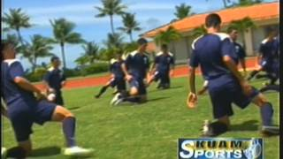 Get to know Team Guam Soccer