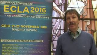 ECLA 2016 - Thomas Henning, Max Planck Institute for Astronomy (Germany)