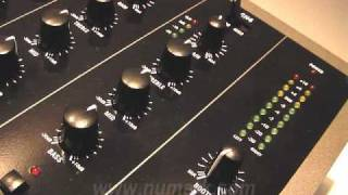 Numark M6 USB Club Mixer