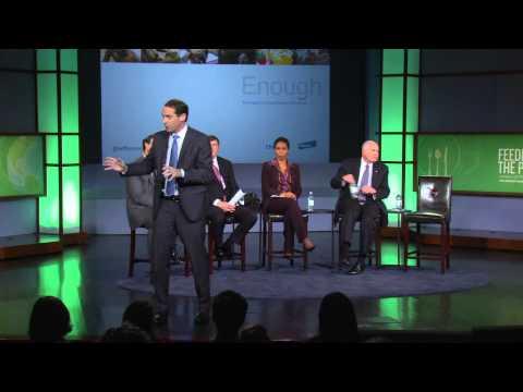 Leadership Roundtable: Feeding 9 Billion People by 2050