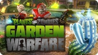 ¡Cactus Electrico al Ataque! | Plantas Vs Zombies Garden Warfare