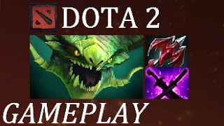 Dota 2 Viper Ranked Gameplay Commentary