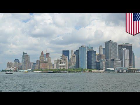 New York Plan To Save Manhattan From Climate Change - TomoNews