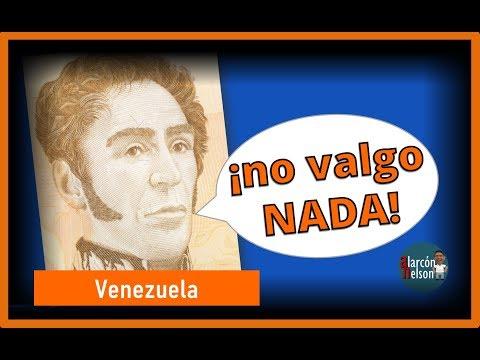 Venezuela emite nuevos billetes ante la imparable inflación 🇻🇪 B$10000 - B$20000 - B$50000