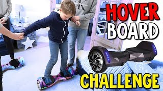 ALIENBOARD - Das coolste Hoverboard der Welt? CHALLENGE mit Sutranix 😁 TipTapTube Family