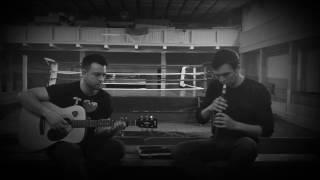 Океан Ельзи (cover ) обійми (дудук і гітара)