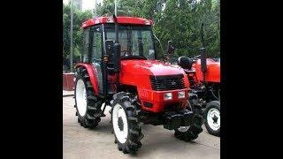 Трактор Донг Фенг ДФ-404 малогабаритный