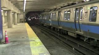 MBTA Renovations in 2010