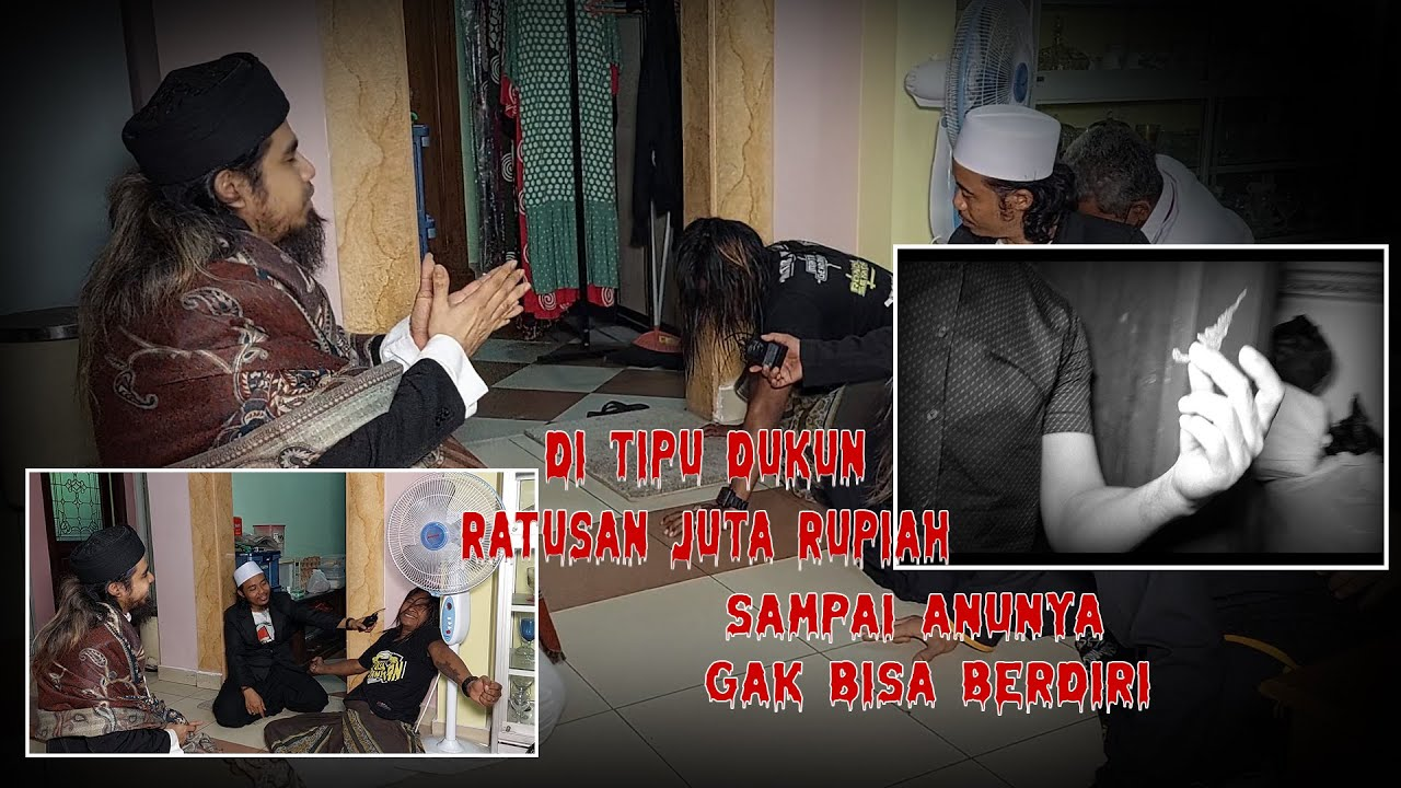 Download DUKUN SANTET MENIPU RATUSAN JUTA.