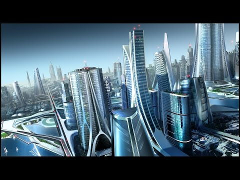 Future Buildings - Future City - Future Homes - Innovative Construction - Turn key Cities