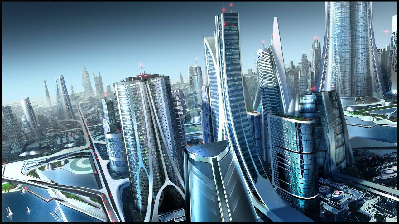 Resultado de imagem para future city