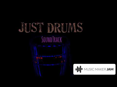 Just Drums Soundtrack: Song 8 (OFFICIAL SOUNDTRACK) - Kristel Galaxy Starr