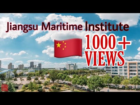 Jiangsu Maritime Institute 江苏海事学院