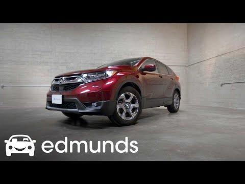 2017 Honda CR-V Review | Edmunds Meet The Car