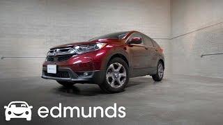 2017 Honda CR-V: Meet the Car