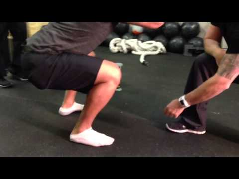 Myofascial release for better Knee mobility and Squat patterns - YouTube