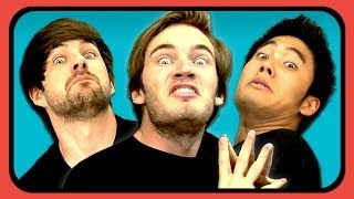 Repeat youtube video YouTubers React To Short Viral Videos