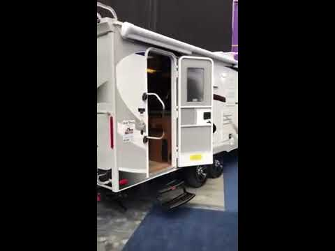 2017 Lance Travel Trailers & Pickup Campers-North Country RV