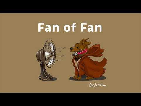 657 - Fan of a Fan