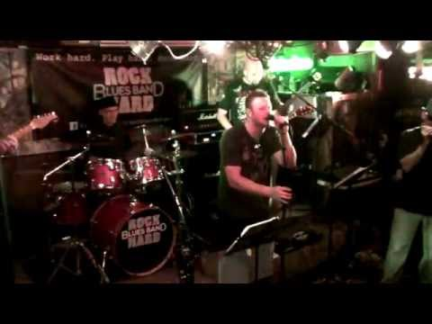 Rock Hard Blues Band - Hard To Handle (The Black Crowes) - Cover