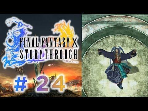 Final Fantasy X STORYTHROUGH - 24: la verità sul Maestro Seymour