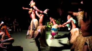 Fijian Tribal War Dance