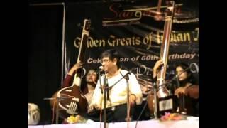 Pt. Sarathi Chatterjee- Raag jaunpuri