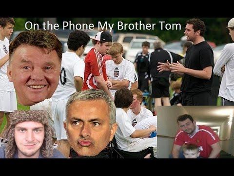 Louis Van Gaal Manchester United Debate | PigCast