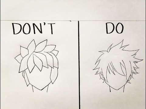 do's-and-don'ts-in-drawing-male-anime-hair