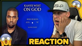 Christian Reacts to Kaฑye West - On God