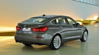 видео Тест-драйв  BMW 535GT xDrive