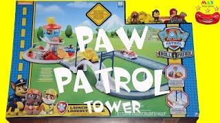 ЩЕНЯЧИЙ ПАТРУЛЬ (ВСЕ СЕРИИ ПОДРЯД) Башня Tower. Распаковка, Обзор игрушки. Присоединяйся!