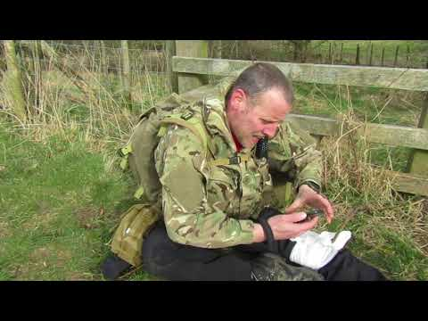 UK Survival / S.O.S  Scenario special  With Andy outdoors.