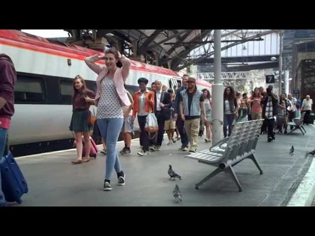 Virgin Trains Arrive Awesome Full TV Advert