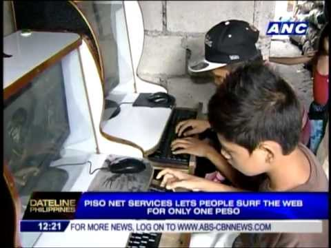 P1 internet service is a hot new business in PH