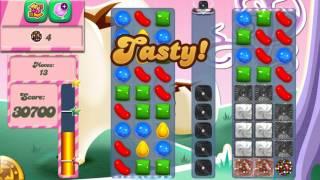 Candy Crush Saga Level 341 No Boosters