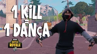 1 KILL 1 DANCE WITH IKONIK'S SKIN-FORTNITE