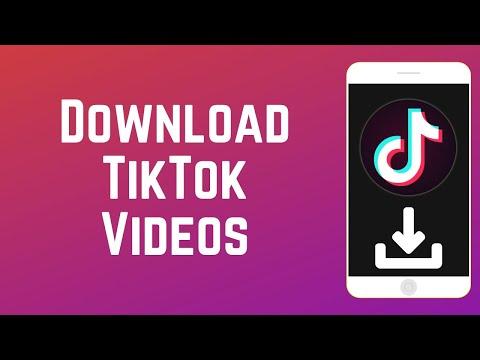 How to Download TikTok Videos - Save Videos from TikTok