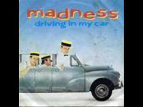Madness Driving In My Car Official Video