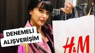 DENEMELİ KIŞ ALIŞVERİŞİM/HM,ZARA,BERSHKA