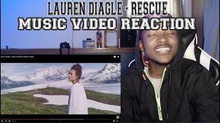 Gambar cover Lauren Daigle - Rescue (Official Music Video) - REACTION
