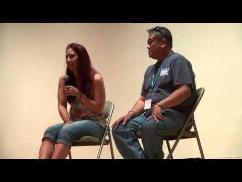 Shannon Sylvia and Joe Chin Q&A at 2014 Ocean State ParaCon